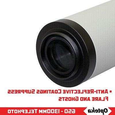 Opteka 650-2600mm Zoom Lens for NX1 NX3000 NX300