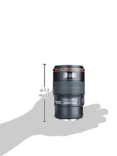 Canon EF IS USM Macro for Canon Cameras