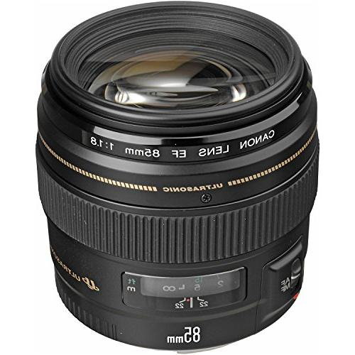 Canon USM Medium Lens for SLR -