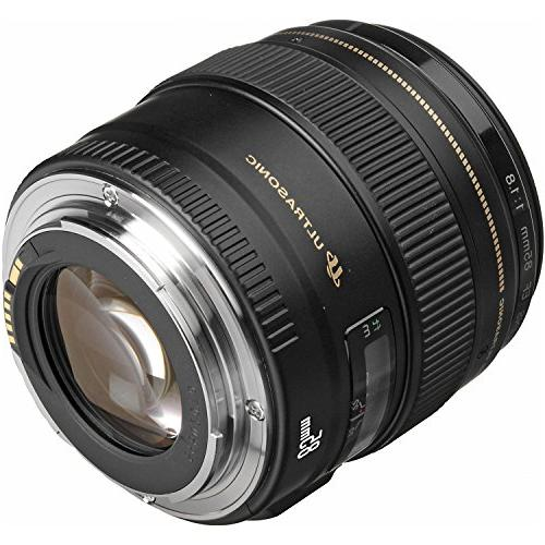 Canon EF 85mm f/1.8 USM Medium for - Fixed