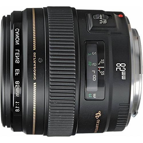 Canon EF 85mm USM Telephoto - Fixed