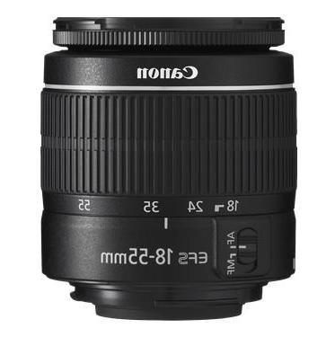 Canon EF-S 18-55mm f/3.5-5.6 III Camera Lens  International