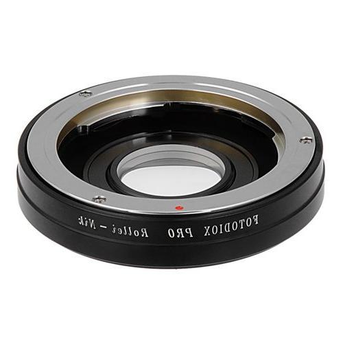 Fotodiox Pro Lens Mount Adapter - Rollei 35  SLR Lens to Nik