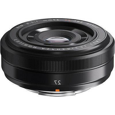 Fujifilm Fujinon Lens XF 27mm F2.8 - Black