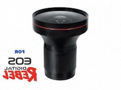 HD FISHEYE FOR EOS T6 T5 6D 60D 80D
