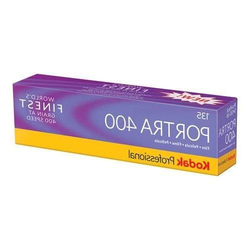 Kodak Portra 400 Professional ISO 400, 35mm, 36 Exposures, C