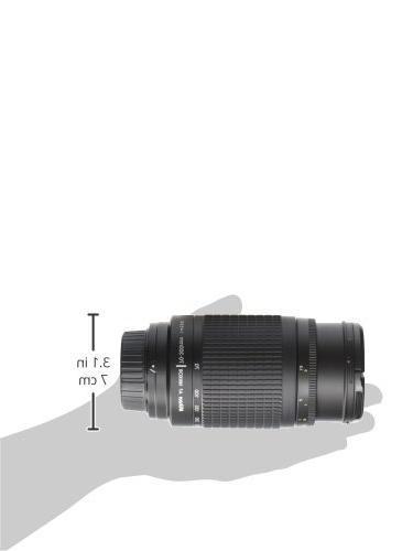 Nikon 70-300 mm Zoom with Auto Focus for Nikon DSLR Cameras