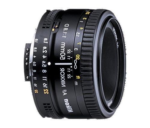 Nikon NIKKOR 50mm Nikon