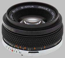 Olympus 50mm f/1.8 Manual Focus Auto-S OM Series Zuiko Camer