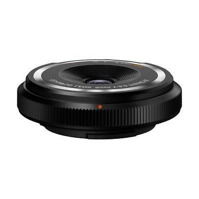 Olympus M.Zuiko 9mm f8.0 Fisheye Body Cap Lens BCL-0980 for