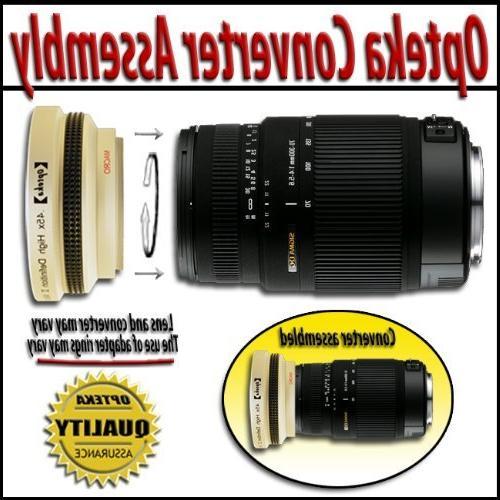 Opteka 10x HD2 Macro Lens Digital Camera