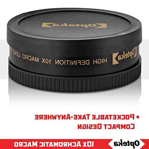 Opteka Macro for Nikon D5, D4, D750, D610, D7100, D7000, D5500, D5200, SLR