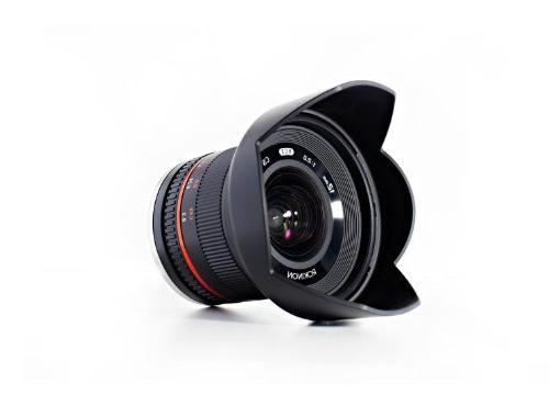 Rokinon 12mm CS Ultra Lens