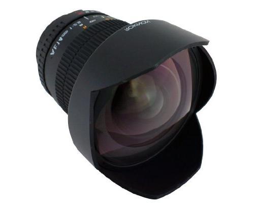 Rokinon ED UMC Angle Fixed Lens Built-in Chip for Nikon