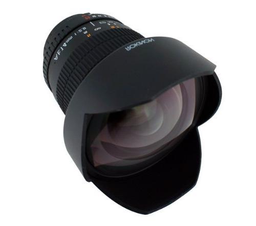 ED UMC Angle Fixed Built-in AE Nikon