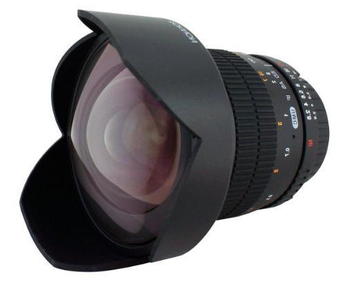 Rokinon 14mm f/2.8 ED UMC Ultra Angle Fixed w/ Built-in Nikon