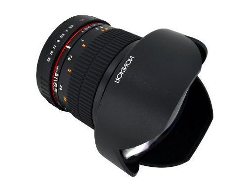Rokinon Ultra Canon