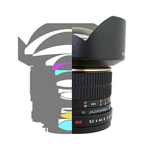 Rokinon FE14M-C 14mm Ultra Lens Canon