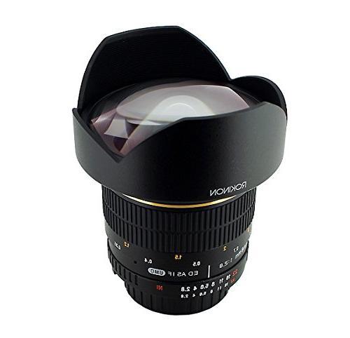 Rokinon FE14M-C F2.8 Ultra Canon