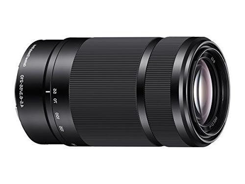 Sony E 55-210mm F4.5-6.3 Lens Cameras