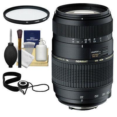 Tamron Auto Focus 70-300mm f/4.0-5.6 Di LD Macro Zoom Lens w