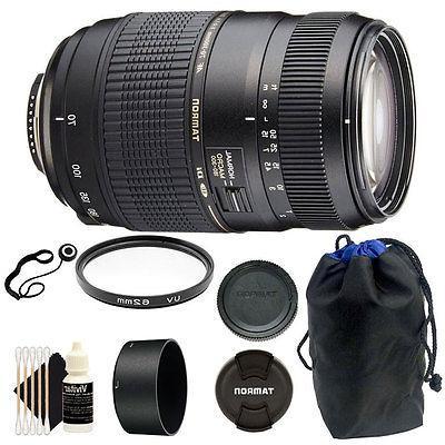 TAMRON AF 70-300mm f4-5.6 DI LD MACRO for Nikon DSLR Camera