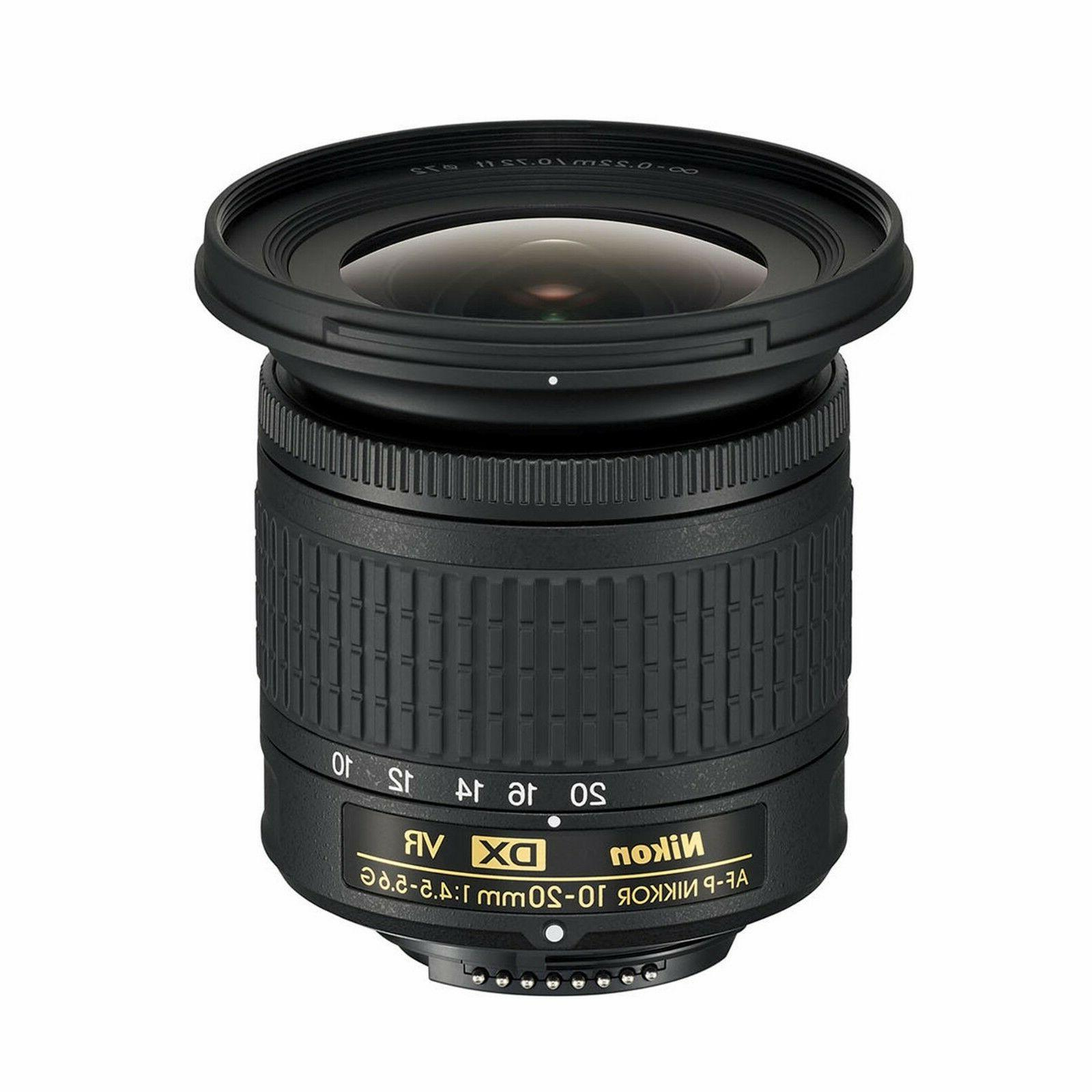 Nikon DX 10-20mm F/4.5-5.6G VR *IN