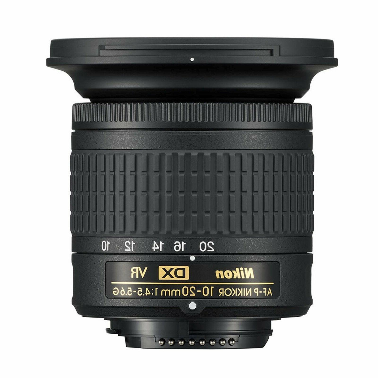 Nikon AF-P DX F/4.5-5.6G VR *IN