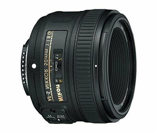 Nikon AF-S 50mm NIKKOR for DSLR Cameras, 2199