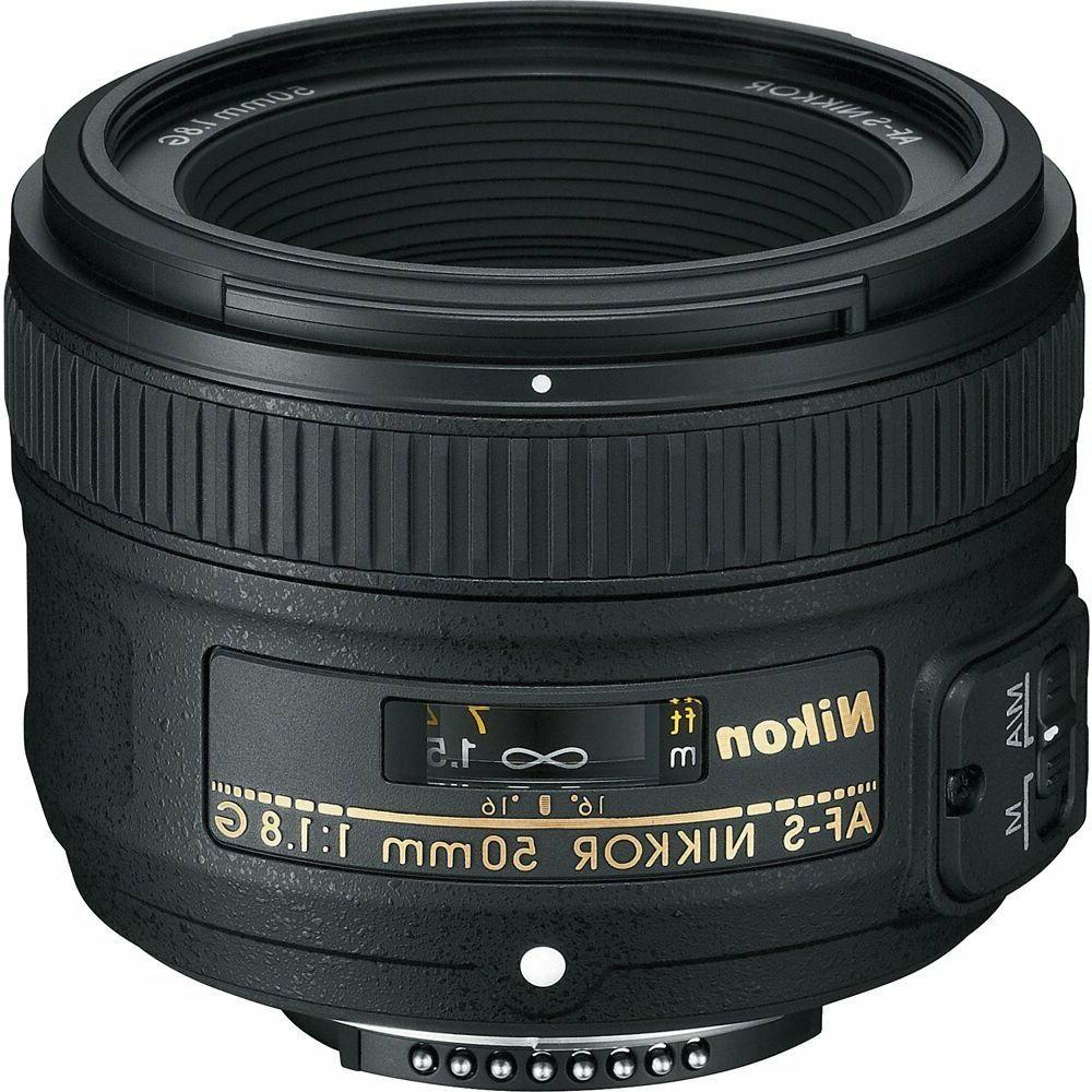 Nikon 50mm DSLR