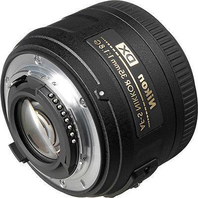 Nikon f/1.8G Lens