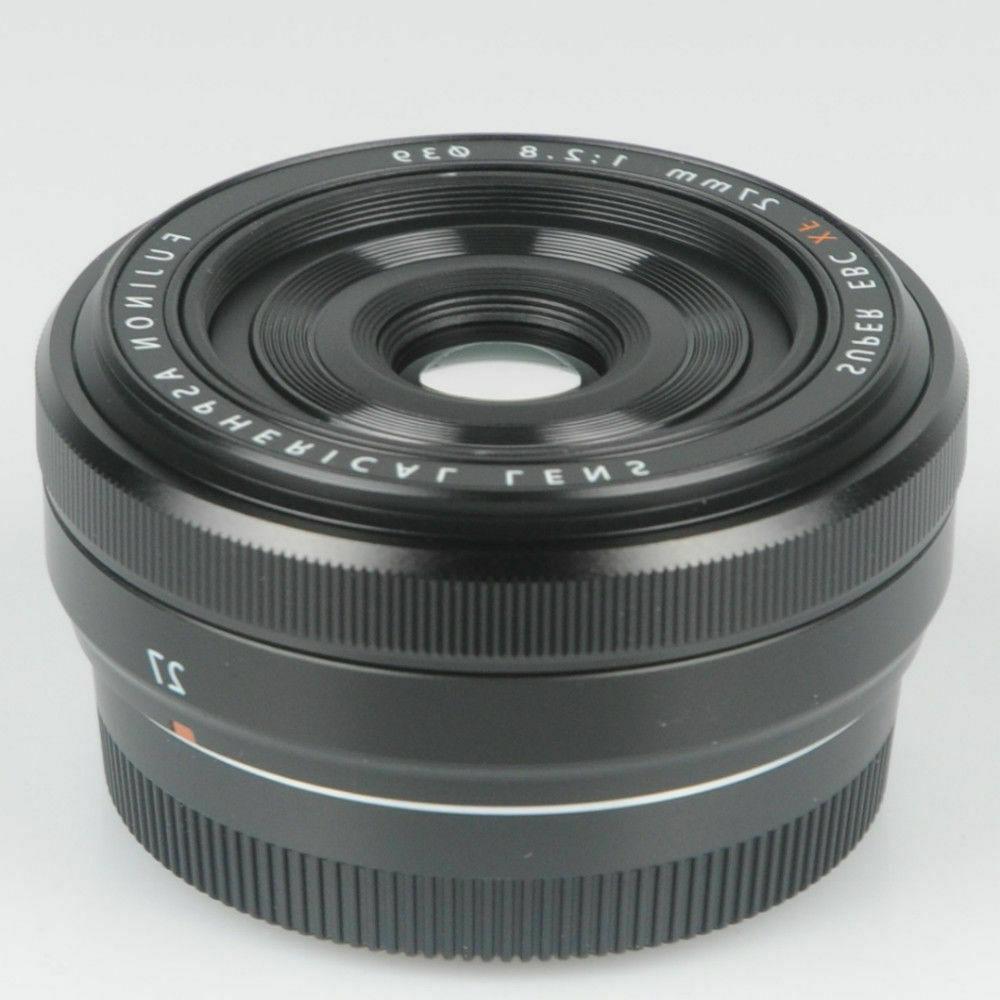 brand new fujinon xf 27mm f2 8