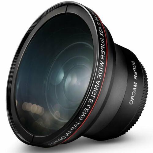 Camera Angle for and Sony Camera 55MM