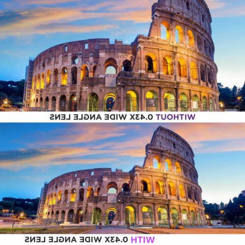 Camera Photo Wide Angle Lens for Nikon Camera Lenses 55MM