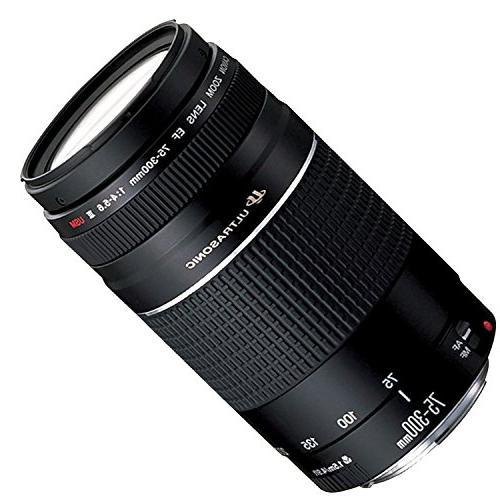 Canon EF III Telephoto for Canon SLR