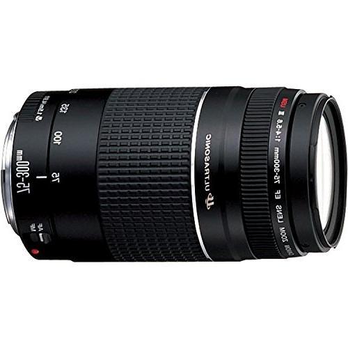 canon 75 300mm f 4 56 iii telephoto zoom lens slr cameras