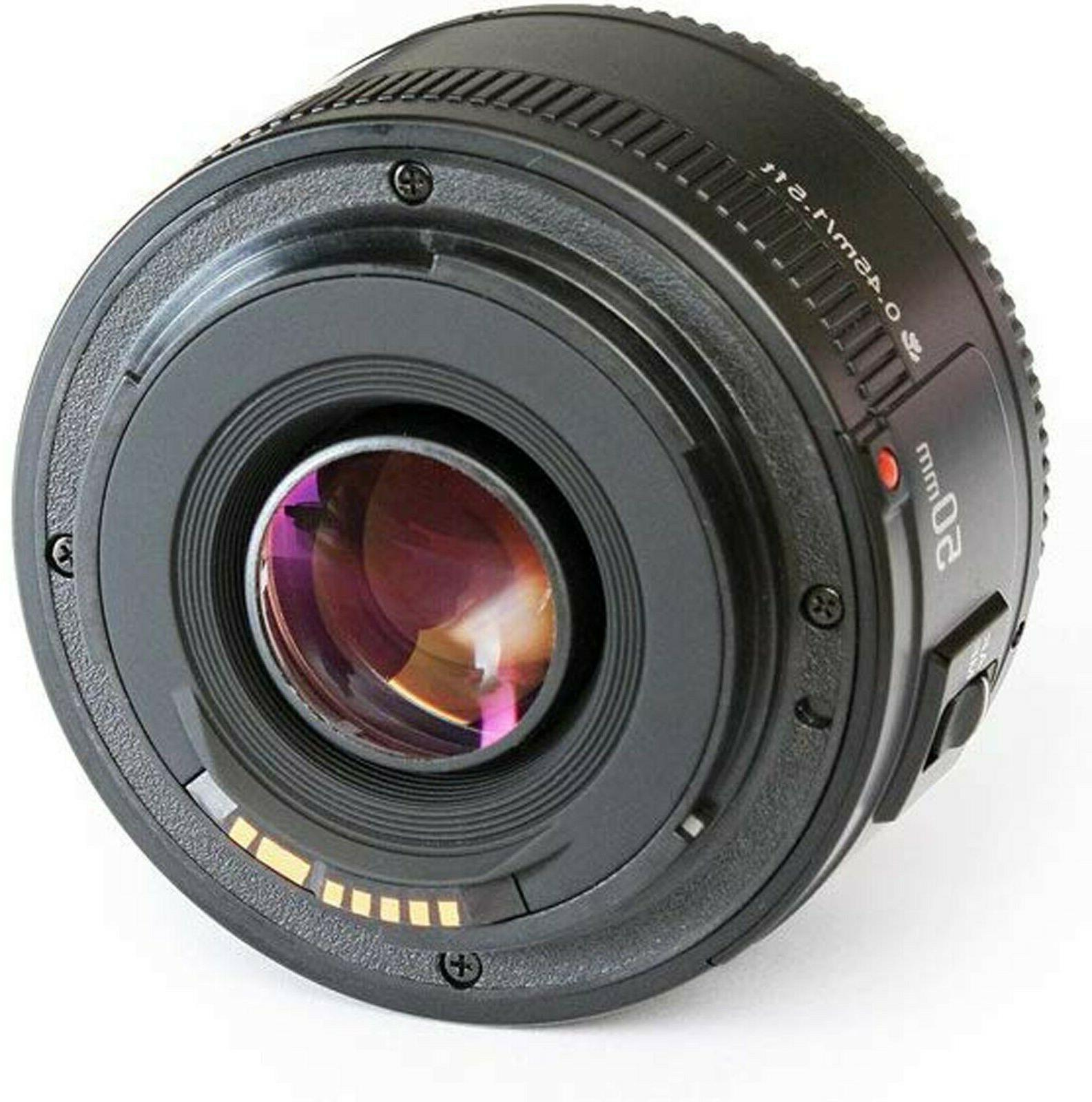 For Canon 50mm f/1.8 Lens