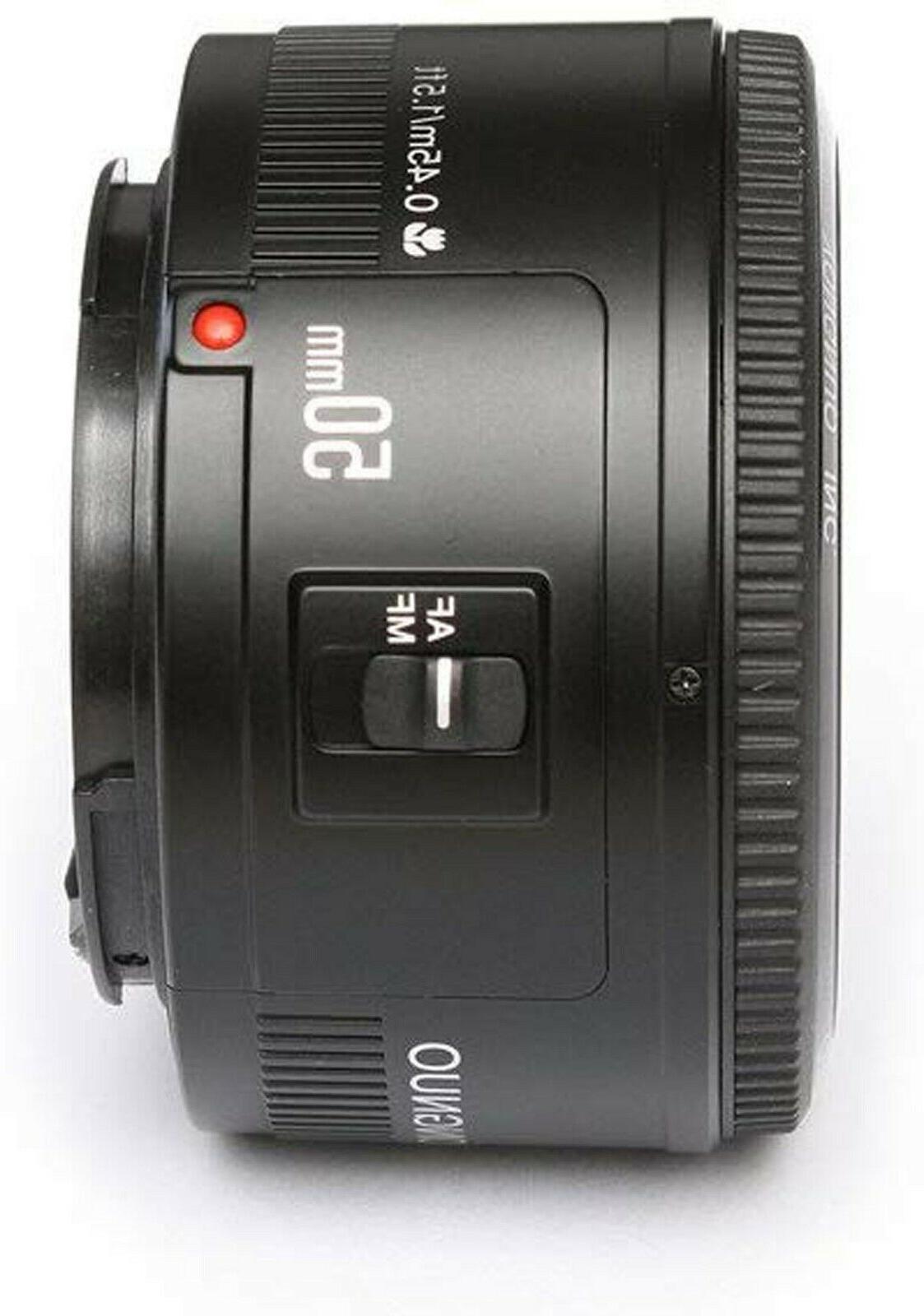 For EF f/1.8 STM Lens