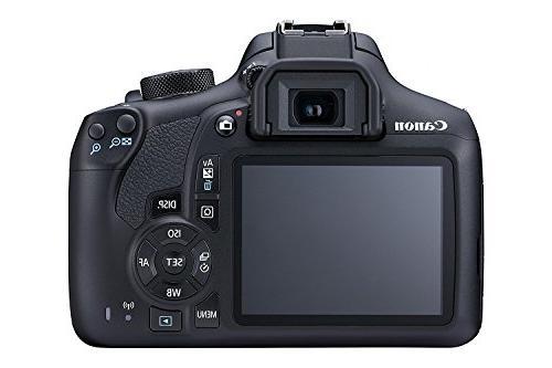 Digital with EF-S IS II Lens, WiFi Black