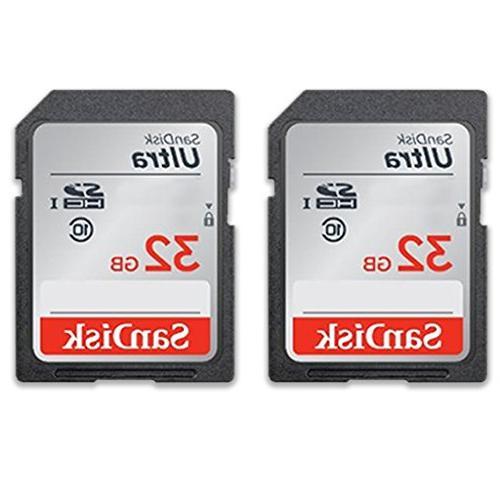 Canon Rebel DSLR Bundle Canon IS II Canon EF 75-300mm f/4-5.6 III + SanDisk 32GB +