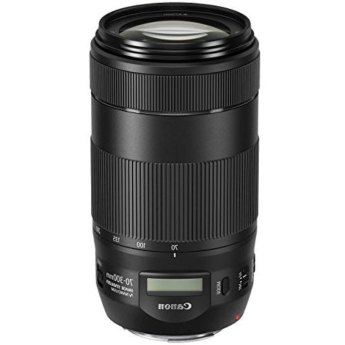 Canon 70-300mm f/4-5.6 IS II USM Kit, Memory Ritz Gear Kit, Pouch, Strap and Premium Bundle
