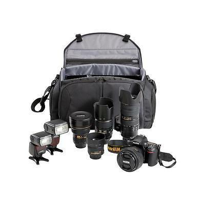 Nikon Carrying Case Camera - Black Tear Resistant Strap 12.5 x x 10.5