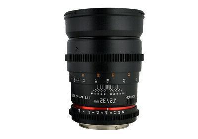 cine 35mm t1 5 as if umc