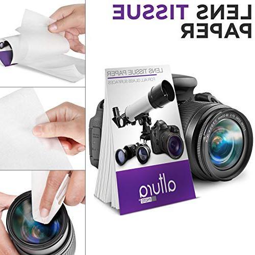 Altura Photo Kit DSLR and Sensitive Bundle with 2oz Spray Lens Cleaner