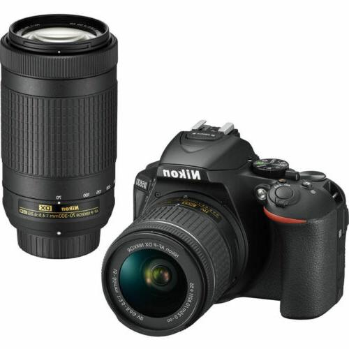 d5600 digital slr camera with af p