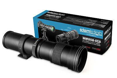 Digitalmate Zoom Sports Lens Nikon