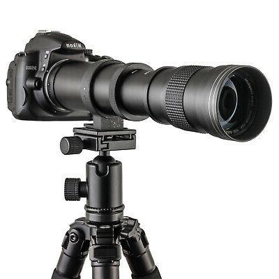 Digitalmate 420-1600mm Sports Wild Life Lens Nikon