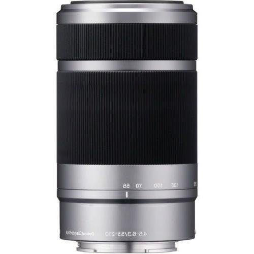 Sony E OSS Lens E-Mount **NEW**