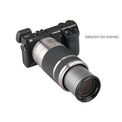 Sony E OSS Lens for E-Mount Cameras