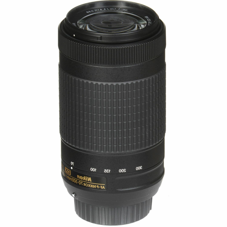 Spring Sale Nikon Af-p Dx 70-300mm Lens Deal